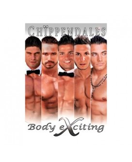 Show Chippendales avec les BODY Exciting - Samedi 17 Juin 2017